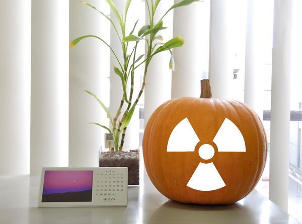 かぼちゃと放射能マーク_210116.jpg